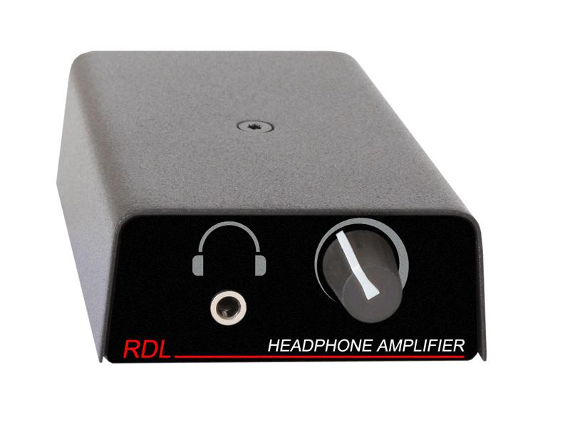 RDL TP-HA1A Format=Aステレオヘッドフォンアンプ 【送料無料】【smtb-u】