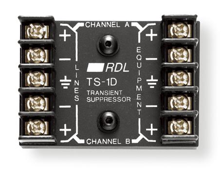 RDL TS-1D トランジェントサプレッサ 【送料無料】