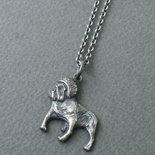 CMW-UNKNOWN Bulldog Necklace SV