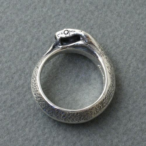 豪華で新しい CMW-UNKNOWN Snake Ring, 紙プラザ b4aa3fbe