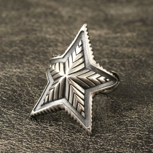 Cody Sanderson SMALL DEPP STAR SQUARE RING