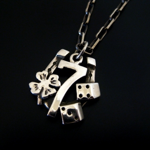 Flash Point LUCKY 7 CHARM-silver
