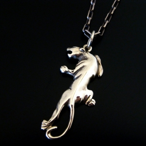 Flash Point PANTHER CHARM-silver