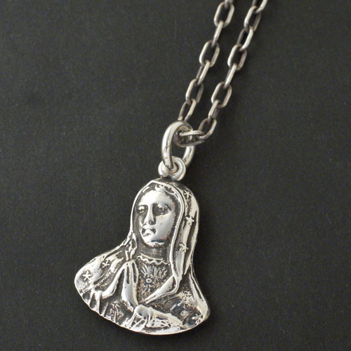 Flash Point JESUS MERTY NECKLACE