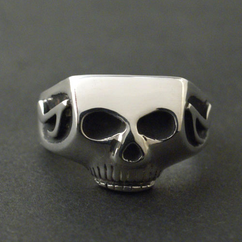 Flash Point JIM SKULL RING MUSIC NOTE