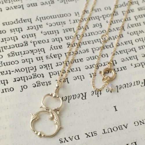 GARDEN OF EDEN Archive K10 Eight Necklace