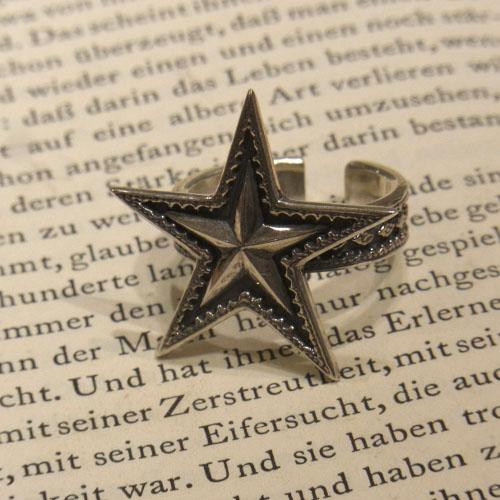 GARDEN OF EDEN C*G LIMITED STAR RING SV