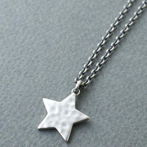 Atease EXTRA LARGE TATAKI STAR NECKLACE