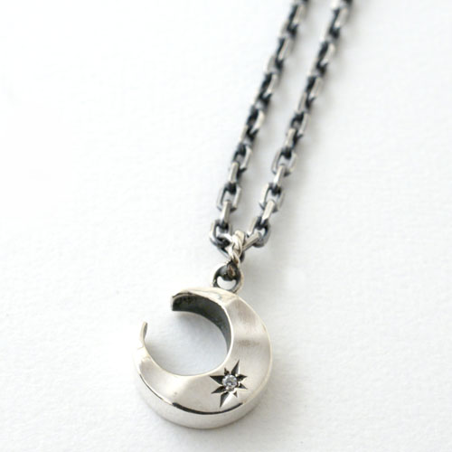 Atease LIMITED MOON NECKLACE