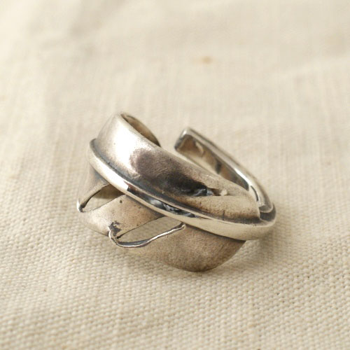 Atease FEATHER RING