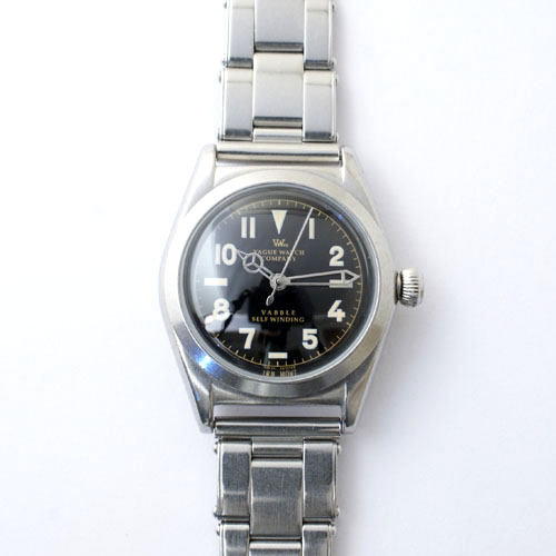 VAGUE WATCH VABBLE STAINLESS BELT