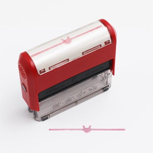 定番 捺すだけで簡単にオリジナルのふせんやポチ袋が出来上がり 水引きはんこ J1068 Jointyシャチハタ式回転印スタンプ台いらず 送料無料限定セール中