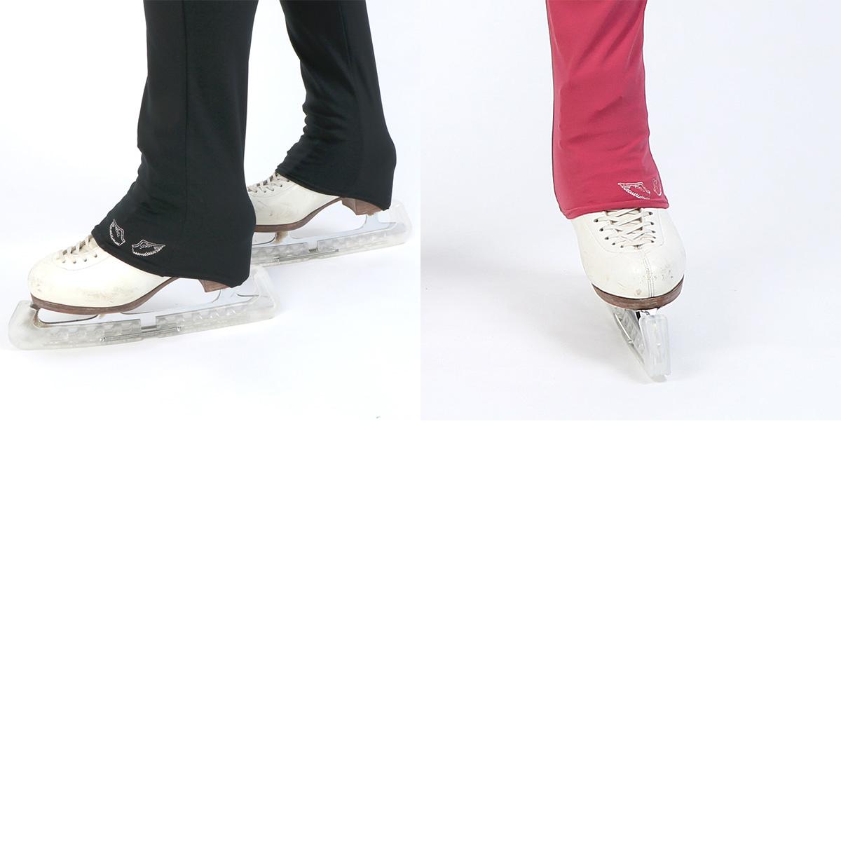 公式(chacott)】スケートショートパンツ付きレギンスGirls