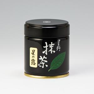 八女星野製茶園 高級 抹茶 星の露 40g 薄茶 POWDER Hoshinotsuyu Green Hoshinoen Yame Matcha 超歓迎された Tea
