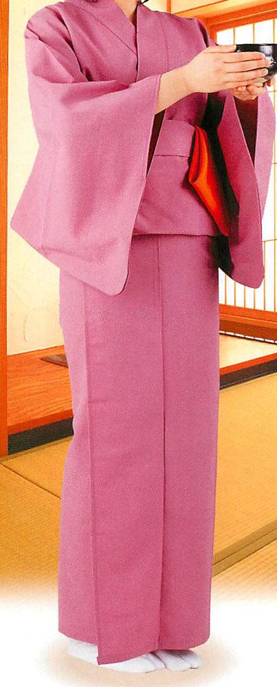 【四季の彩】稽古着上下二部式 袖付  ※送料無料