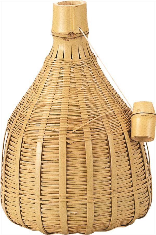 虫籠 白竹(塗竹入子)