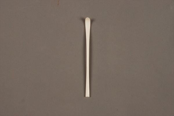 珠徳形 牙茶杓