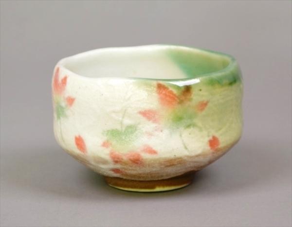 豊窯 化粧箱 もみじ 紅葉 新作通販 セール価格 Teabowl 小茶碗 Matcha