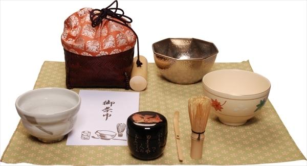 小袖籠セット 花兎紋