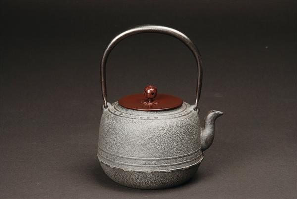 鉄瓶 万代屋/Tetsubin/Iron kettle