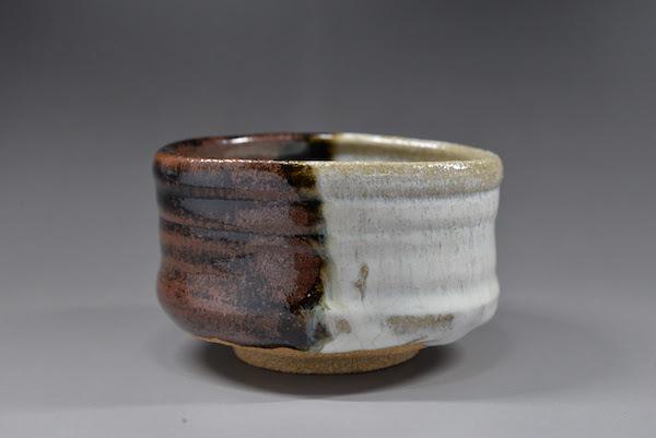 唐津掛分小茶碗