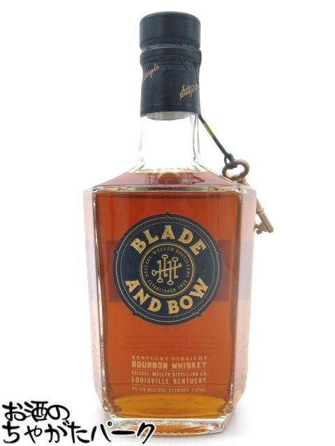 ブレード&ボウ バーボン 45.5度 750ml