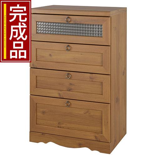 引き出し 木製 収納 キャビネット 木製ラック 木目調 収納ラック 引出 サニタリー 完成品 おしゃれ