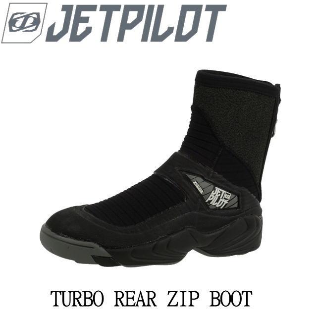 【JETPILOT/ジェットパイロット】JA9406 TURBO REAR ZIP BOOT・ネオブーツ(靴)マリンブーツ