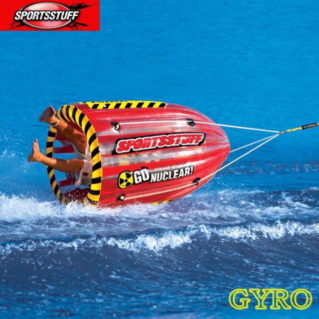 《1人乗り》【TOWINGTUBE・トーイングチューブ】引っ張り物・GYRO・ジャイロ(TOWINGTUBE・トーイングチューブ)32160