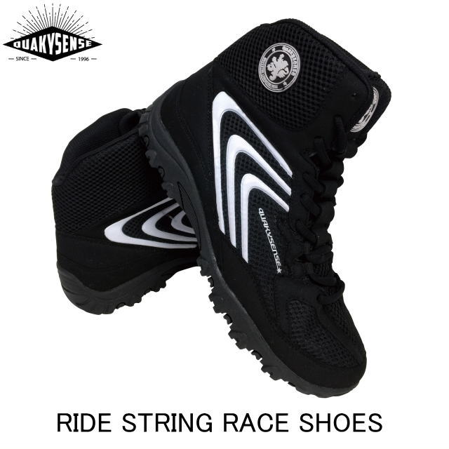 【QUAKYSENSE/クエーキーセンス】SES919 RIDE STRING RACE SHOESシューズ ビーチシューズ レーシングシューズ マリンシューズ