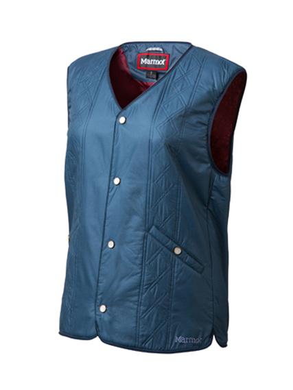 【40%OFF】Marmot(マーモット) ウィメンズスローマウンテンポーラテックアルファベスト (W's Slow Mountain Polartec Alpha Vest)