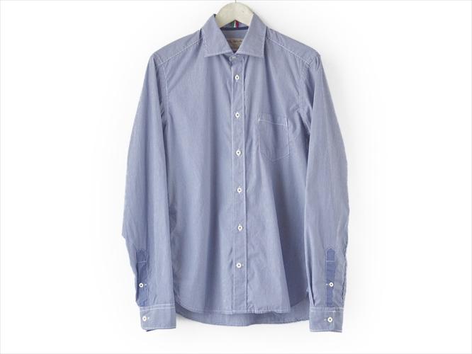 FIL NOIR(필 느와르) 깅감 체크 셔츠