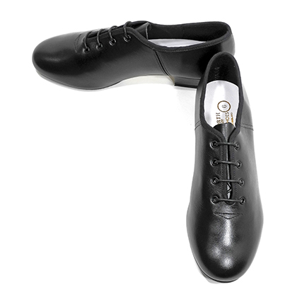 Catworth(カットワース) バレリーナシューズ/タップシューズ CAT08 (Star Tap Shoe) Calf Black