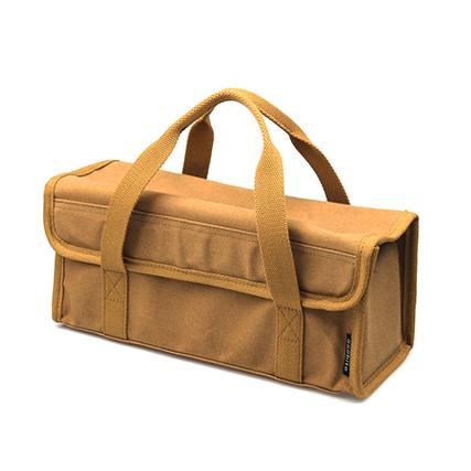 評判 キャンプに最適なアウトドアバッグ asobito アソビト ツールボックス Camel 防水帆布 大幅値下げランキング Sサイズ