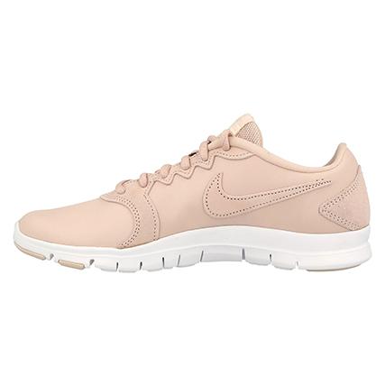 1acf350225 Nike (Nike) women flextime essential TR LT (200: particle beige / particle  ...