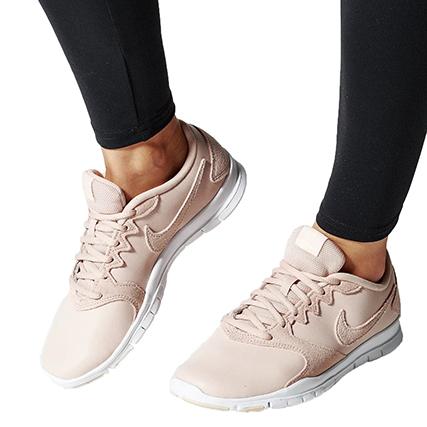 d7fb11b828 ... Nike (Nike) women flextime essential TR LT (200: particle beige /  particle