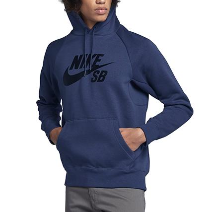 Nike(ナイキ) ナイキ SB アイコン (メンズパーカー) Navy