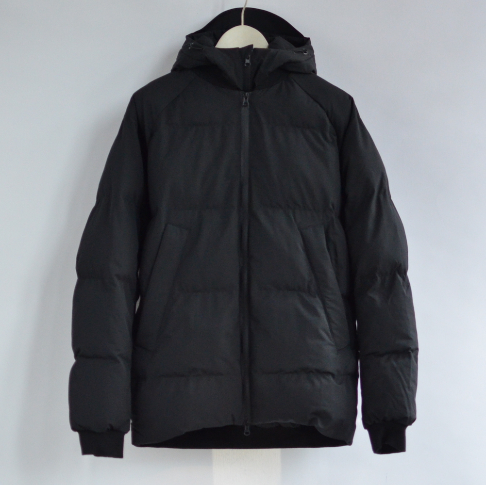 SHU(シュウ) ボンバージャケット Black
