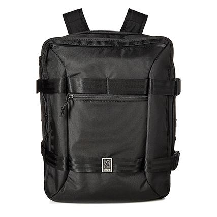 CHROME(クローム) 多機能トラベルパック (MACHETO TRAVEL PACK) All Black