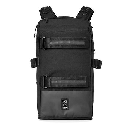 CHROME(クローム) カメラ収納最適 バックパック (NIKO CAMERA) All Black
