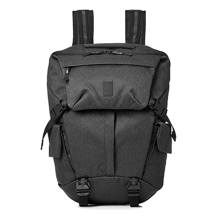 CHROME(クローム) バッグパック (PIKE BACKPACK) Black