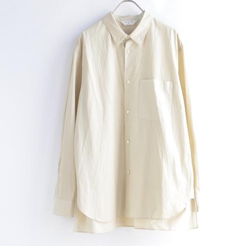 人気海外一番 STILL BY HAND スティル バイ ブロードシャツ 低廉 ハンド