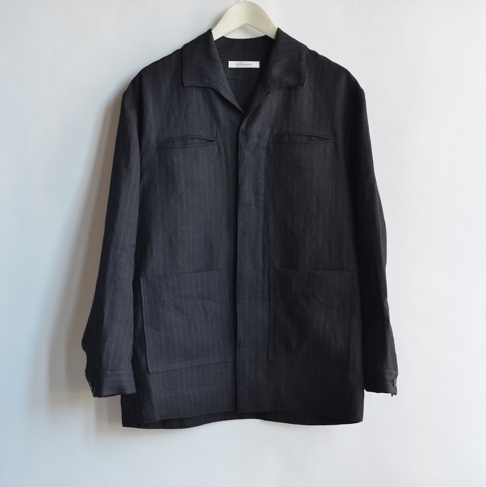 tilt the authentics Italian Collar RR Shirts JKT