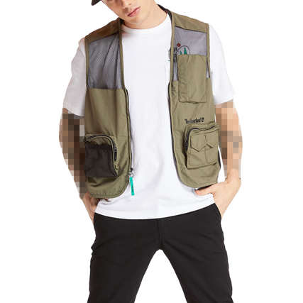 Timberland(ティンバーランド) Mount Osceola Trekker Vest (Grape Leaf)
