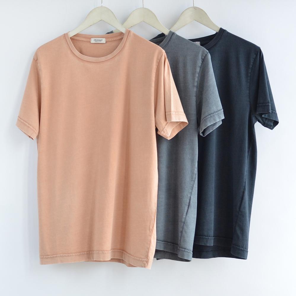 CROSSLEY(クロスリー) クルーネックTシャツ
