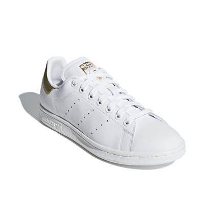 adidas(アディダス) スタンスミス (フットウェアホワイト/フットウェアホワイト/ゴールドメタリック)