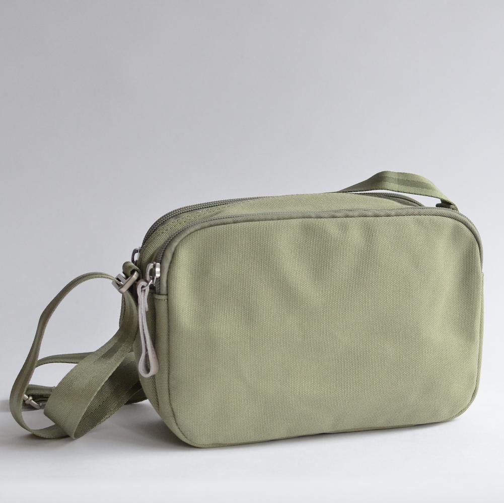 QWSTION(クエスション) HIP BAG (Organic Moss)