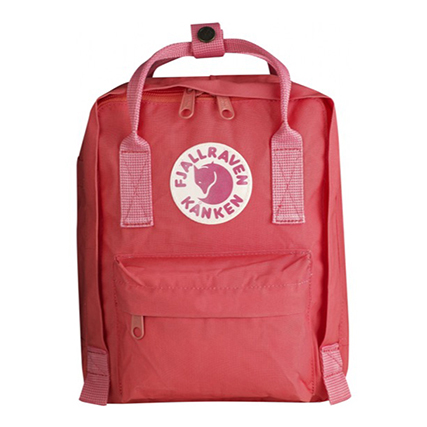 FJALL RAVEN(フェールラーベン) KANKEN Kids (319: Peach Pink)