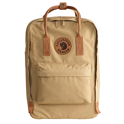 FJALL RAVEN(フェールラーベン) Kanken No. 2 Laptop 15 (220: Sand)