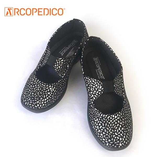 アルコペディコ バレリーナ ARCOPEDICO 靴エリオさんの靴 ELLEN3 エレン3 ポルトガル製パンプス 4.5cmヒール ブラック ベージュ トープアルコペディコ取扱店 京都 送料無料[サイズ交換・返品の送料はお客様負担です]